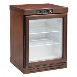 Cantinetta per vini a refrigerazione statica temp +2°/+8°C capacità 130 lt mod. KL2793