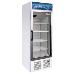 Armadio Refrigerato Statico SNACK340 Porta in Vetro - 331 Lt
