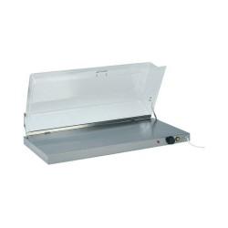 piano caldo con cupola in plexiglass PCC4710