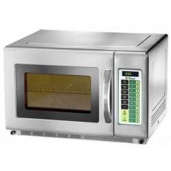 Forno a Microonde Inox con Grill Potenza 3000W -  Mc 1800
