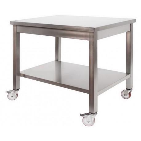 Tavoli armadiati inox attrezzature e forniture professionali per la ristorazione lavasystem - Tavolo in acciaio inox usato ...