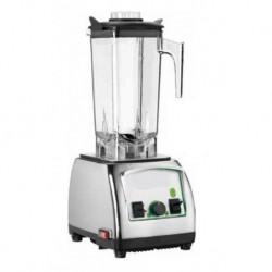 Frullatore Bar Blender BL-020B cromato con contenitore da 2,0L- 1500W