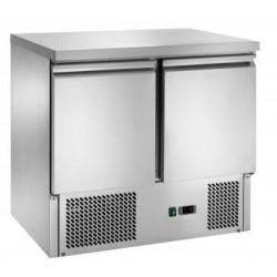 Tavolo Refrigerato  2 Porte con Motore in Basso Mod.S901