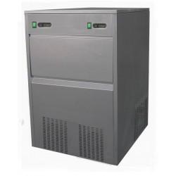 Produttore di ghiaccio a cubetti 90kg/24 h raffreddamento ad acqua
