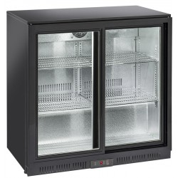 Vetrina Refrigerata BBC208SA Frigo Bar