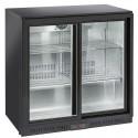 Vetrina Refrigerata 2 porte scorrevoli Frigo Bar