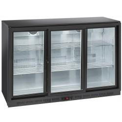 Vetrina Refrigerata 3 porte scorrevoli Frigo Bar