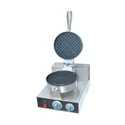 Waffle Machine Elettrica Tonda
