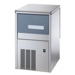 Produttori automatici di ghiaccio in cubetti pieni kg 32/24h